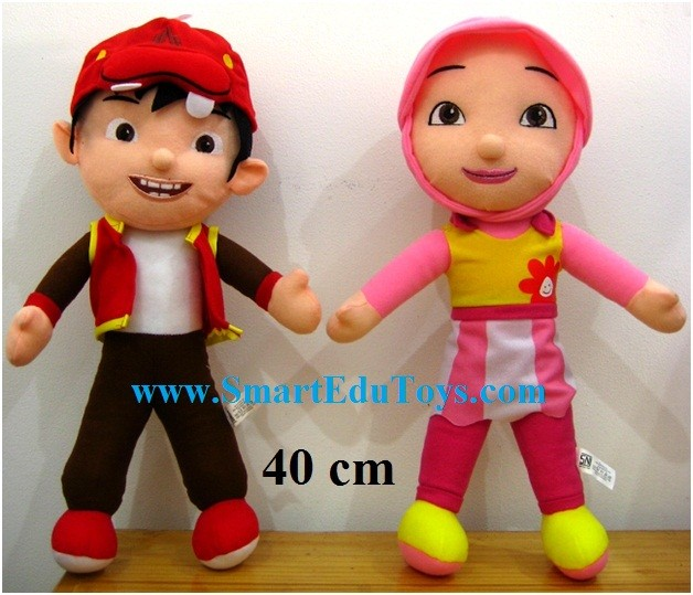 Jual Boneka BoboiBoy dan Yaya - princesspalace  9e60b2bc08
