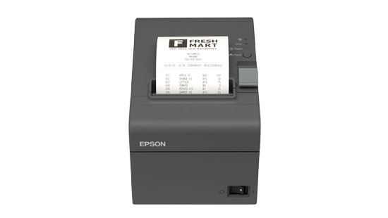 harga Pos printer - epson - tm-t82 (thermal paper - usb & parallel) Tokopedia.com