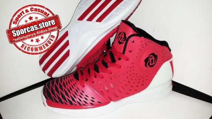 harga Sepatu basket | adidas adizero rose 3.5 | size : 42 - 46 Tokopedia.com