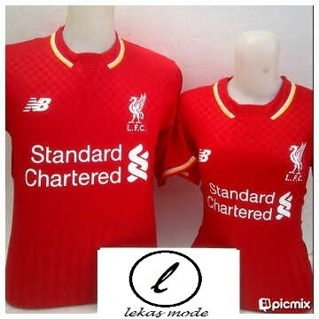 462c2df04 Jual Liverpool Home Ladies 2015 2016 - Lekas Mode