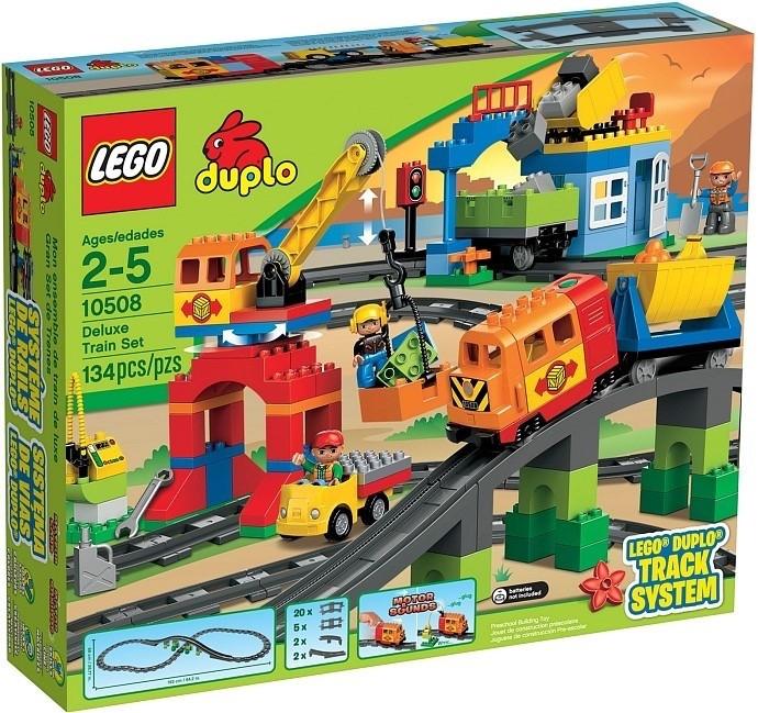 Jual Lego Duplo Deluxe Train Set Cek Harga Di Priceareacom