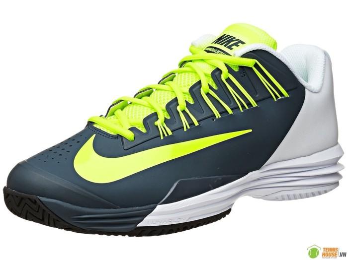 reputable site 191a5 6fa48 Sepatu Nike Lunar Ballistec 1.5 White Volt