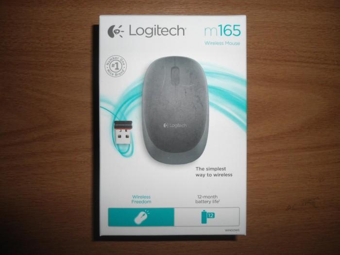 Foto Produk Mouse Wireless Logitech M165 Ori dari BUDITLOGOSARI