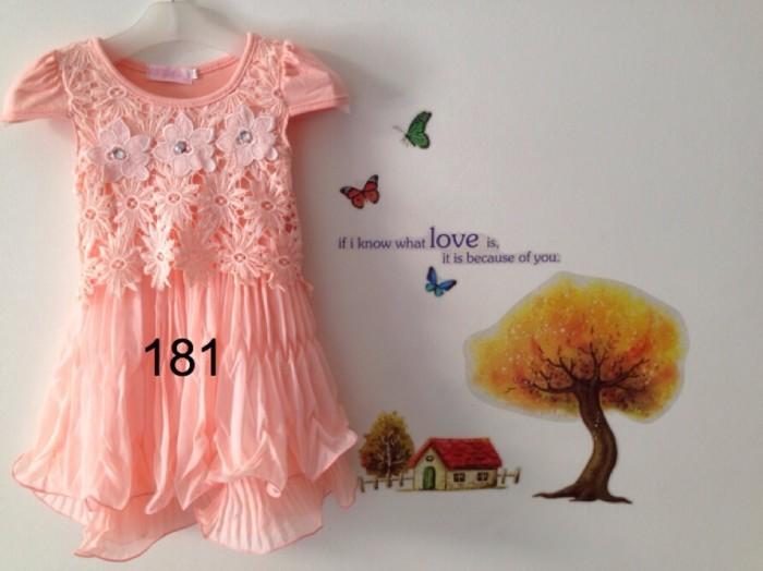 harga Dress / gaun / baju pesta anak - import (code 181) Tokopedia.com