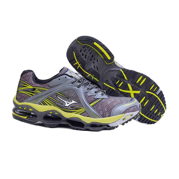 Jual Sepatu Sport Mizuno Wave Prophecy - Green - Gradeok  c8a7d47a0c