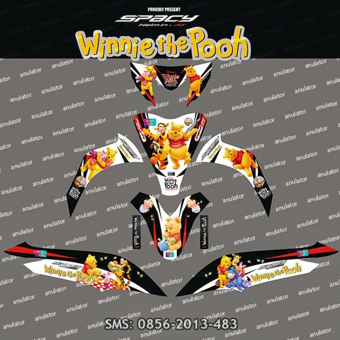 harga Stiker striping honda-spacy-winie-the-pooh spec a Tokopedia.com