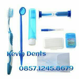 Sikat Gigi Ortho (set) Dr. Smith - untuk pengguna behel   bracket gigi  (merk Dr.Smith) c7d097b468