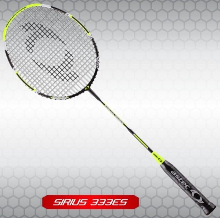 harga Raket Badminton Astec Sirius 333es (original) Tokopedia.com