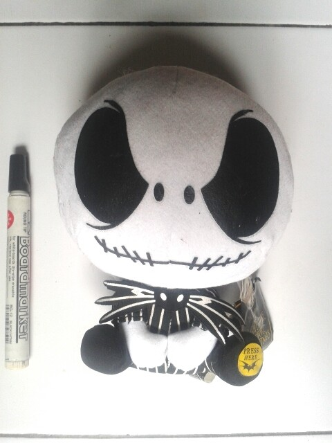 Jual Boneka Nightmare Before Christmas Jack Skellington - Walt ... b8794920ab