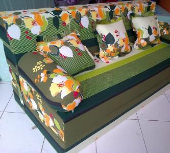 Sofa bed queen 200x160x20 cm