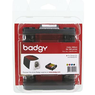 harga Ribbon badgy color cbgr0100c untuk printer badgy 100 dan badgy 200 Tokopedia.com