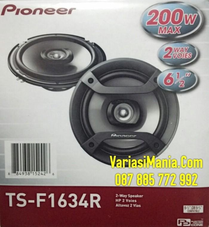pioneer 6 inch speakers. Speaker 6 Inch Pioneer TS-F1634R Asli Speakers