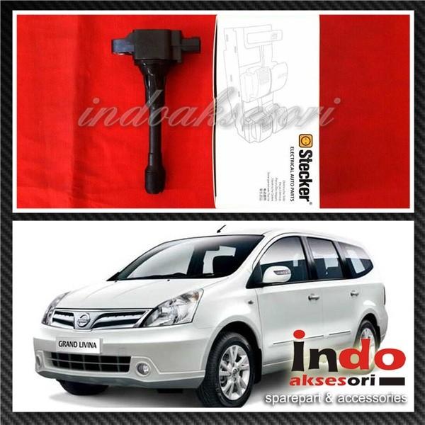 harga Coil grand livina 1.5 sparepart mobil nissan steker Tokopedia.com