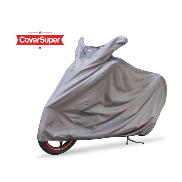 harga Cover motor honda new supra x 125 cw sporty mmc Tokopedia.com