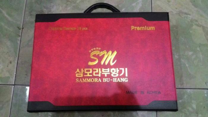 Foto Produk Alat Bekam Sammora Premium 19 Kop Bisa Direbus dari BHUANA MEDIKA
