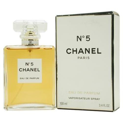 Jual Parfum Original Chanel No 5 Women Edp 100ml Parfum Asli Tokopedia