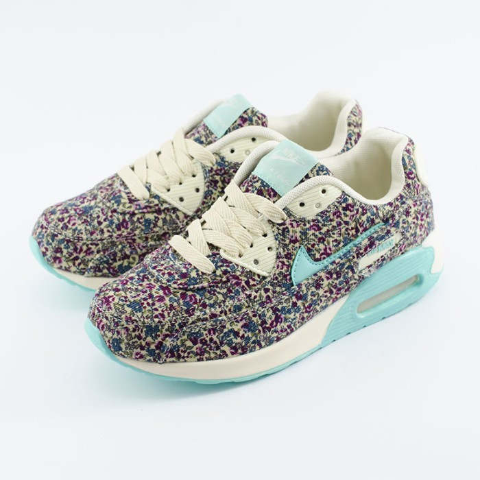 pretty nice e8caa 865af ... reduced sepatu lari wanita nike air max 90 flower ugbr 7c5cc 0dab8
