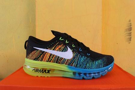 ... where can i buy sepatu running nike flyknit lunar 1 for men black blue replika import