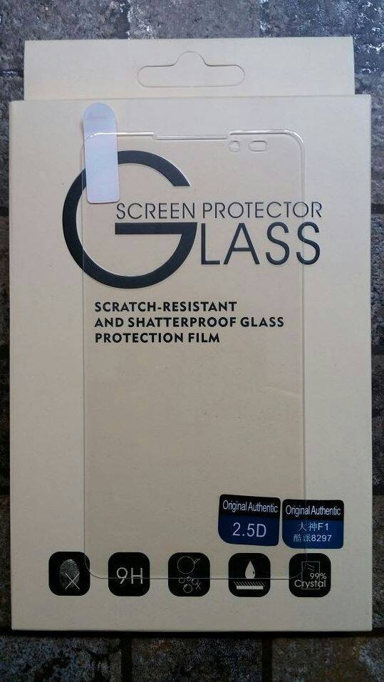 HIMAX POLYMER OCTACORE TEMPERED GLASS ABTIGORES