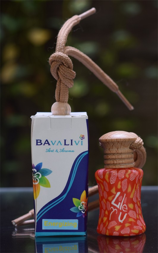 Bavalivi Pengharum Mobil Art And Aroma Energizing Spec dan Daftar Source · Bavalivi Art and Aroma