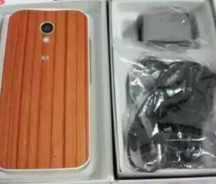 Foto Produk Motorola Moto X - XT1052 (4G, 16GB, Bamboo White) dari prilangga cell