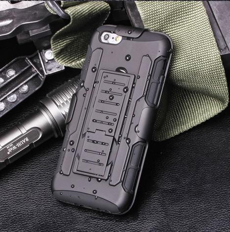 harga Iphone 6 4.7 inch armor with holster / ikat pinggang Tokopedia.com