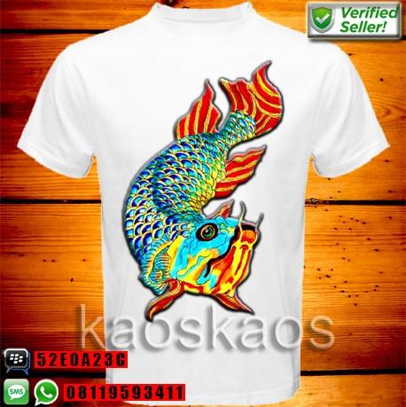 harga Kaos arwana tattoo Tokopedia.com