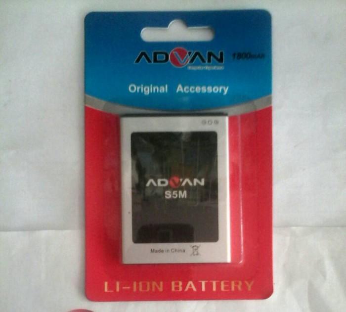 Baterai Hp Advan S5M original