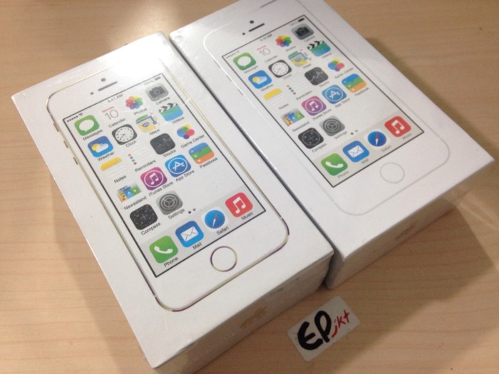 harga Iphone 5s 64gb gold Tokopedia.com
