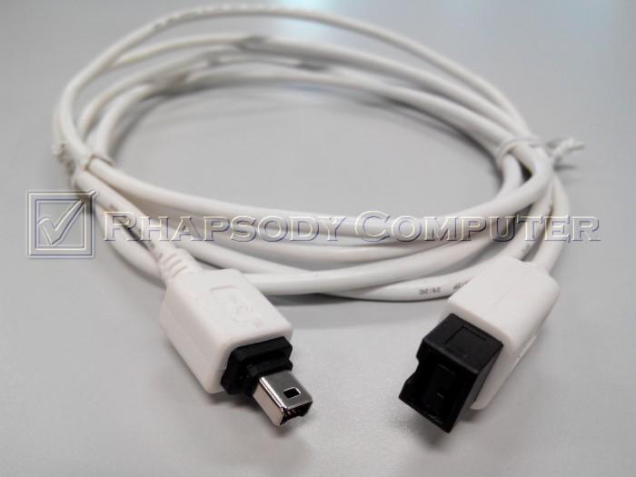 harga Kabel firewire ieee 1394 9 pin - 4 pin Tokopedia.com