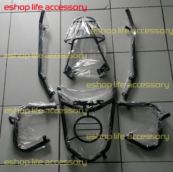 harga Aksesoris protector body yamaha x-ride full set body guard lengkap Tokopedia.com