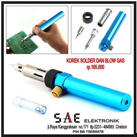 harga Gas blow solder gas Tokopedia.com