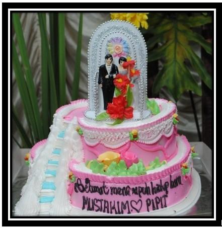 Jual Kue Ulang Tahun Pernikahan Kota Depok Radja Lapis Tokopedia