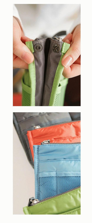 Jual Dual Bag In Organizer Tas 2 1 Pria Wanita Anak Praktis Hand Tangan Rockietech Tokopedia