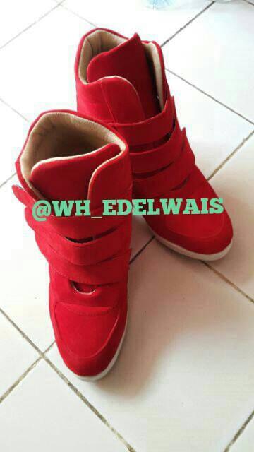 harga Sneaker wedges Tokopedia.com
