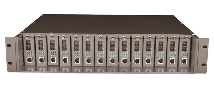 harga Tp-link mc1400 14-slot unmanaged fiber converter chassis single psu Tokopedia.com