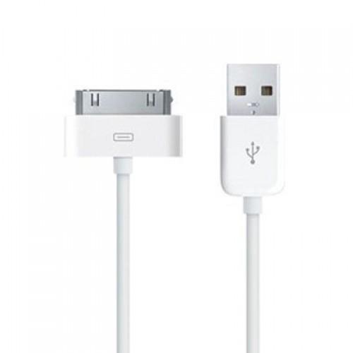 harga Jm1302 - cable charger apple 30 pin iphone 4 - 4s - ipad 2 Tokopedia.com
