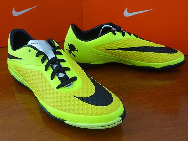 f5f21bc2b02 Jual  ORIGINAL  Nike Hypervenom Phelon IC Vibrant Yellow (Sepatu ...