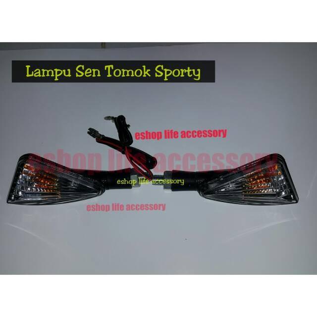 harga Lampu sein sen sign motor sport tomok sporty keren Tokopedia.com