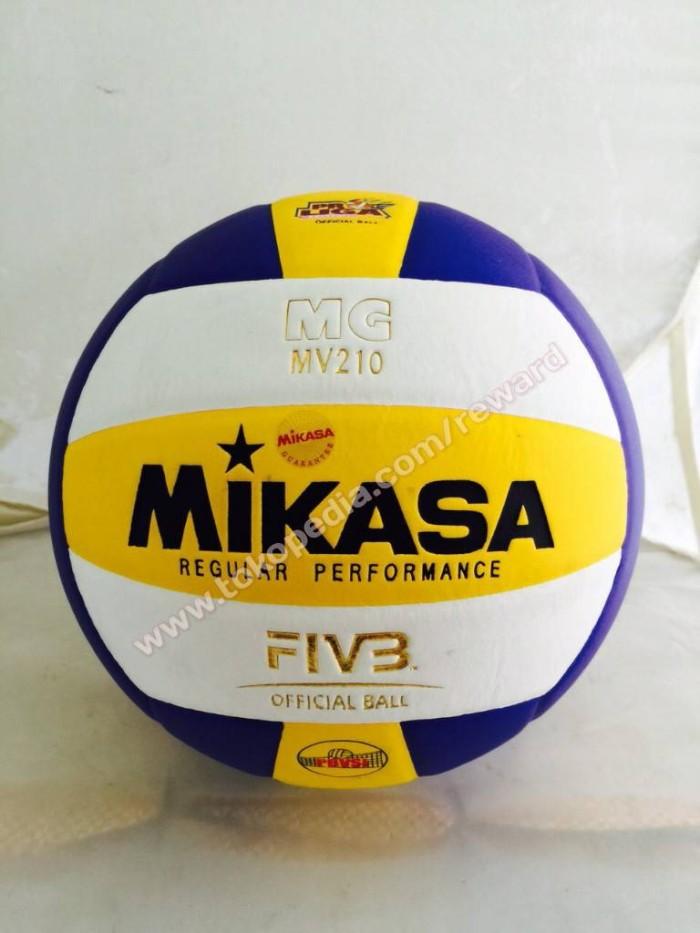 Jual BOLA VOLI MIKASA VOLLEY BALL MG MV210