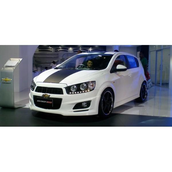 Jual Bodykit Chevrolet Aveo 2012 13 Ke Pillar Automotif Tokopedia