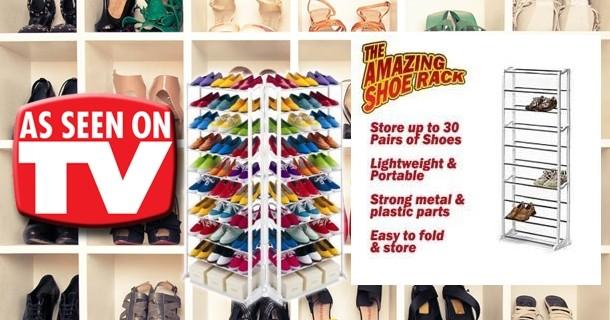 harga Amazing shoe rack shoes rak sepatu wanita pria sandal sepatu organizer Tokopedia.com