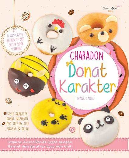 harga Charadon donat karakte Tokopedia.com