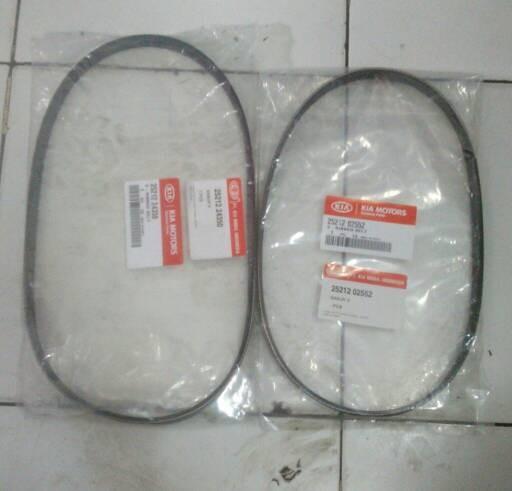 harga Fan belt kia picanto Tokopedia.com
