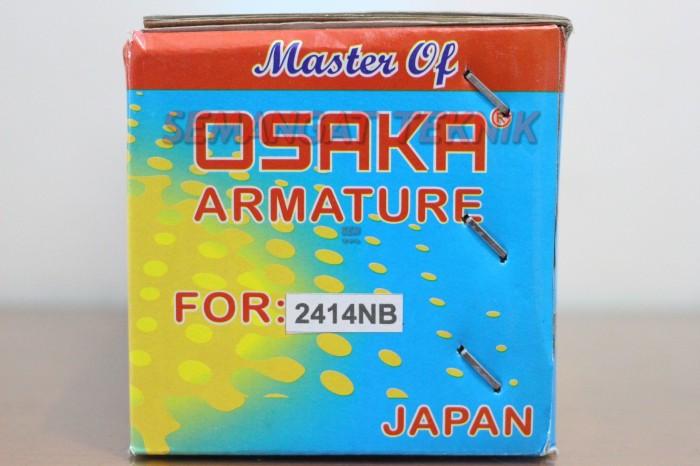 harga Armature angker mesin potong besi cut off 14  makita 2414nb merk osaka Tokopedia.com