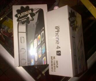 IPhone 4s 32GB Garansi 1th