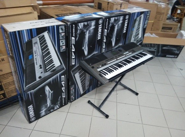 harga Keyboard yamaha psr e443 Tokopedia.com