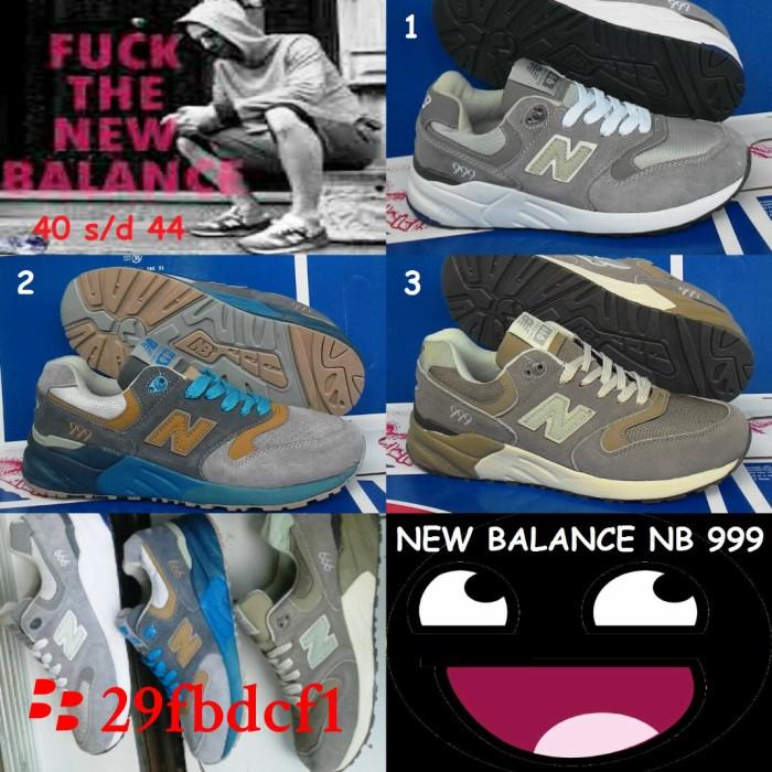 Sepatu NEW BALANCE NB 999 ORIGINAL. Toko dalam status moderasi adf50eb069