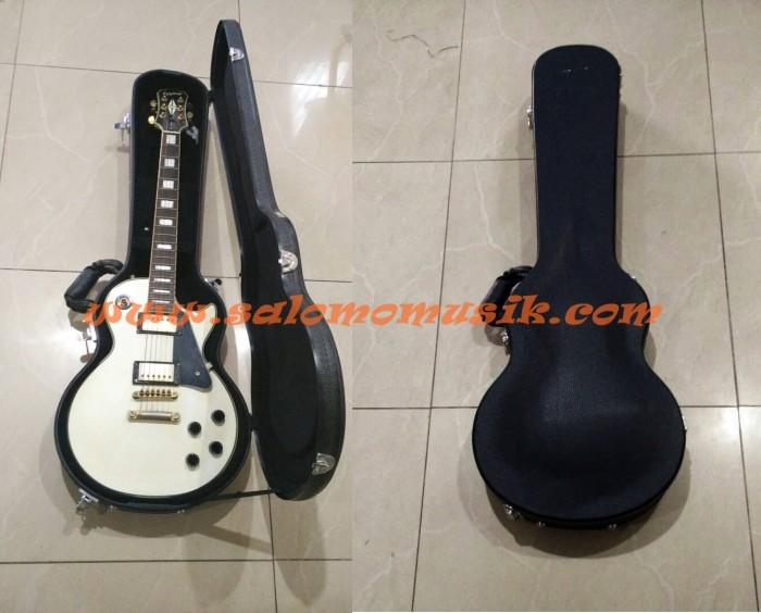harga Hardcase gitar elektrik les paul Tokopedia.com