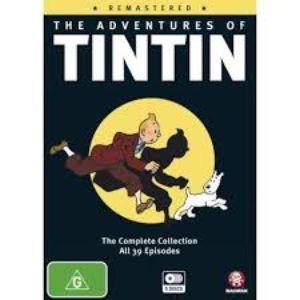 harga The adventure of tintin Tokopedia.com